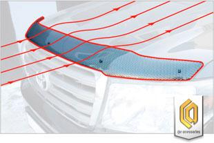 Дефлектор капота производства компании СА plastic