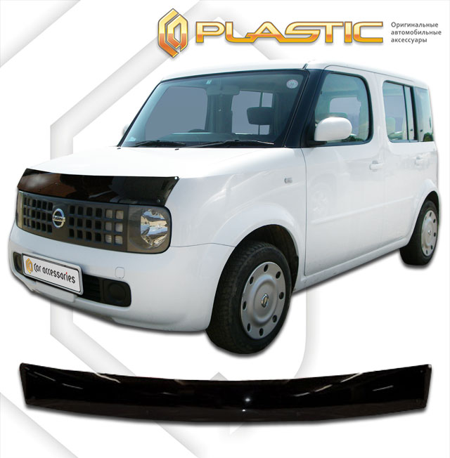 nissan cube дефлектор