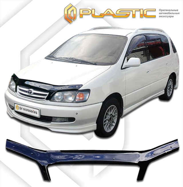 Toyota Ractis Инструкция